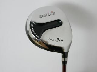 fairway_wood : หัวไม้ 3 RC (Royal Collection) BBD 304T Loft 15 Flex S