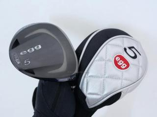 fairway_wood : หัวไม้ 5 PRGR New Egg Spoon MFD Loft 18 Flex R (M-37)