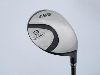 fairway_wood : หัวไม้ 9 PRGR Egg Spoon PX-03D Loft 23 ก้าน M-37 Flex R