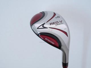 fairway_wood : ไม้กระเทย Maruman Verity RED-V Loft 26 Flex R