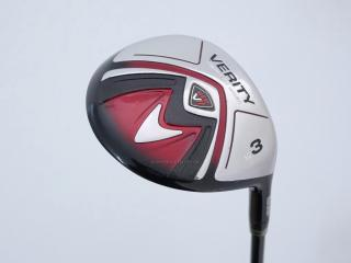 fairway_wood : หัวไม้ 3 Maruman VERITY Red-V Loft 16 ก้าน Fujikura Speeder 569 Tour Spec Flex R