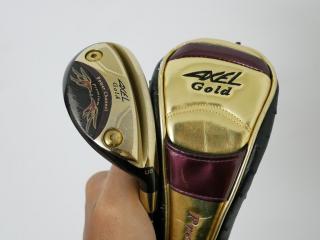fairway_wood : ไม้กระเทย Tsuruya AXEL Gold Premium II (รุ่นท๊อปสุด หายากมาก) Loft 23 Flex S