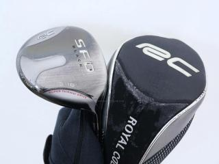 fairway_wood : หัวไม้ 5 Royal Collection SFD Black Loft 18 ก้าน FUBUKI MF-60 Flex S