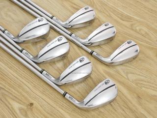iron_set : ชุดเหล็ก PRGR 905 Speed Irons มีเหล็ก 5-Pw,Aw (7 ชิ้น) ก้านเหล็ก NS Pro 950 Flex R