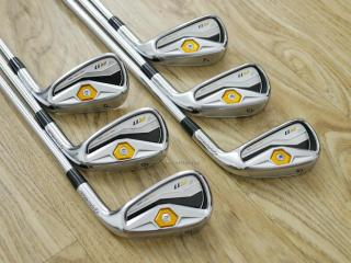 Iron set : ชุดเหล็ก Taylormade R11 มีเหล็ก 5-Pw (6 ชิ้น) ก้านเหล็ก NS Pro 930 Flex S