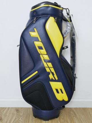 Golf Bag : **ของใหม่** ถุงกอล์ฟ Bridgestone Tour B CBG712 ขนาด 9 นิ้ว