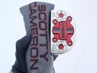left_handed : พัตเตอร์ Scotty Cameron Select Fastback ยาว 34 นิ้ว