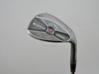 wedge : Wedge Callaway V JAWS Forged Loft 56 ก้านเหล็ก Dynamic Gold S300