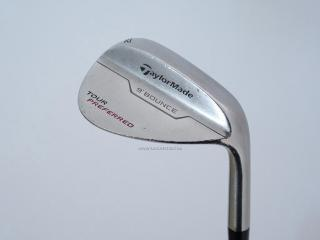 wedge : Wedge Taylormade Tour Preferred Loft 52 ก้านเหล็ก Dynamic Gold S200