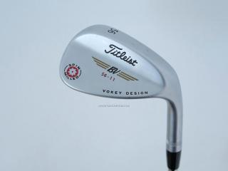 wedge : Wedge Titleist Vokey Spin Milled Loft 56 ก้าน Dynamic Gold Wedge