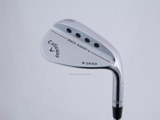 wedge : Wedge Callaway Mack Daddy 4 Milled Loft 52 ก้านเหล็ก Dynamic Gold S200