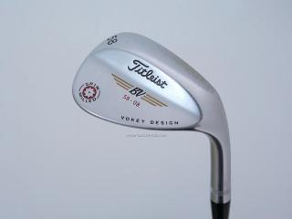 wedge : Wedge Titleist Vokey Spin Milled Loft 58 ก้าน Dynamic Gold Wedge