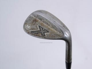 wedge : Wedge Callaway X Forged Loft 56 ก้านเหล็ก NS Pro 950 Flex S