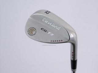 wedge : Wedge Cleveland CG-F2 Forged Loft 52 ก้านเหล็ก Dynamic Gold Flex S