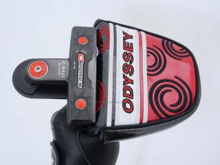 putter : พัตเตอร์ Odyssey O-Works 2-Ball Blade ยาว 33 นิ้ว