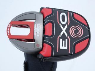 putter :  พัตเตอร์ Odyssey EXO Rossie (รุ่นใหม่) ยาว 34 นิ้ว