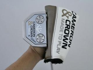 putter : พัตเตอร์ Scotty Cameron Crown FUTURA 5 Mallet ยาว 33 นิ้ว