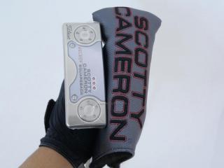 putter : **ของใหม่ ยังไม่แกะพลาสติก** พัตเตอร์ Scotty Cameron Select Squareback ยาว 34 นิ้ว