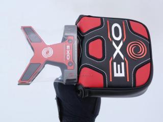 putter : **ของใหม่ ยังไม่แกะพลาสติก**  พัตเตอร์ Odyssey EXO Indianapolis (รุ่นใหม่) ยาว 33 นิ้ว
