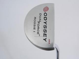 putter : พัตเตอร์ Odyssey Dual Force Rossie I (Mallet) ยาว 34 นิ้ว