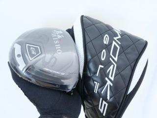 head_only : **ของใหม่ ยังไม่แกะพลาสติก** หัวไดรเวอร์ Works Golf HISHO (460cc.) Loft 9.5