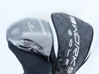head_only : **ของใหม่ ยังไม่แกะพลาสติก** หัวไดรเวอร์ Works Golf Elegant Maximax (รุ่นล่าสุด หน้าเด้งเกินกฏ หัว 480cc.) Loft 10.5