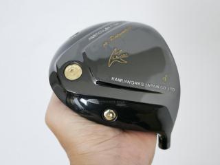 head_only : หัวไดรเวอร์ Kamuiworks KM-200 AIR (460cc. ตีไกล พุ่ง วิ่ง) Loft 9
