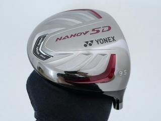 head_only : หัวไดรเวอร์ Yonex NANO V SD (460cc.) Loft 9.5