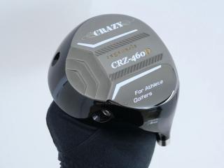 head_only : หัวไดรเวอร์ Crazy Regenesis CRZ-460D (รุ่นใหม่ ปี 2019) Loft 9.5
