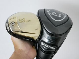 head_only : หัวไดรเวอร์ Ryoma D-1 Maxima Special Tunning (รุ่นปี 2015 หน้าเด้งเกินกฏ) Loft 11.5
