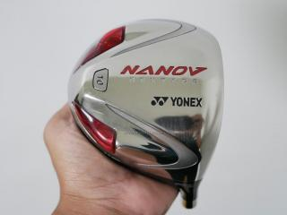 head_only : หัวไดรเวอร์ Yonex NANO V Nextage 430 (430cc.) Loft 10