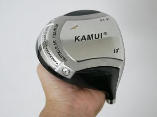 head_only : หัวไดรเวอร์ Kamuiworks KT-01 Silver (460cc.) Loft 10