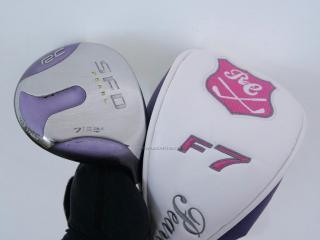 lady_club : หัวไม้ 7 RC (Royal Collection) SFD Pearl (ตีง่ายมาก) Loft 23 ก้านกราไฟต์ Flex L
