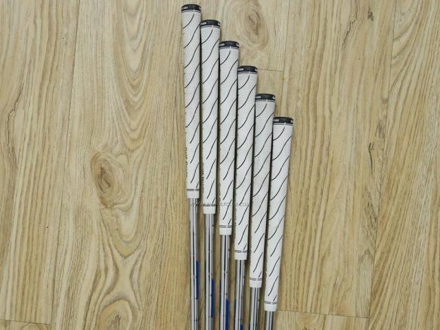 Iron set : Katana : ชุดเหล็ก Katana Sword Sniper X (หน้าเด้ง ตีไกล) มีเหล็ก 5-Pw (6 ชิ้น) ก้านเหล็ก NS Pro Zelos 7 Flex S