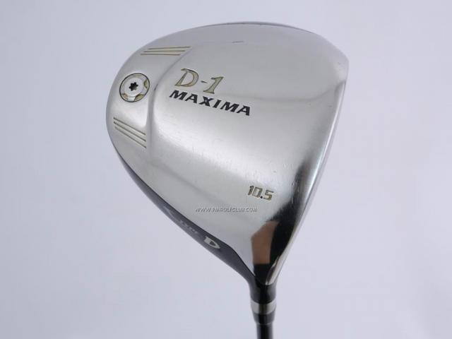 Driver : Ryoma : Ryoma D-1 Maxima Type D (รุ่นปี 2015) Loft 10.5 ก้าน Tour AD MX-D Flex S