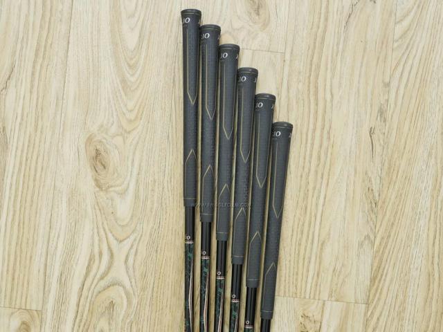 Iron set : XXIO : ชุดเหล็ก XXIO Prime 7 (รุ่นท๊อปสุด ตีง่าย ไกล) มีเหล็ก 5-Pw (6 ชิ้น) ก้านกราไฟต์ SP-700 Flex R