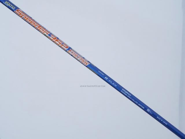 Driver : Katana : ไดรเวอร์ Katana NINJA 2019 Non-Conform (ออกปี 2019 หน้าเด้งที่สุด) Loft 10.5 ก้าน Fujikura Speeder 362 Evolution Flex R