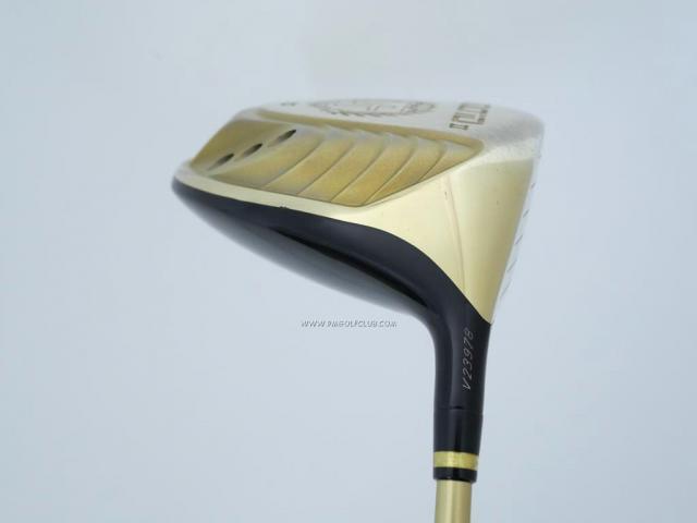 Driver : Katana : ไดรเวอร์ Katana Voltio II Gold (460cc.) Loft 10 ก้าน Tour AD KT-5 Flex R