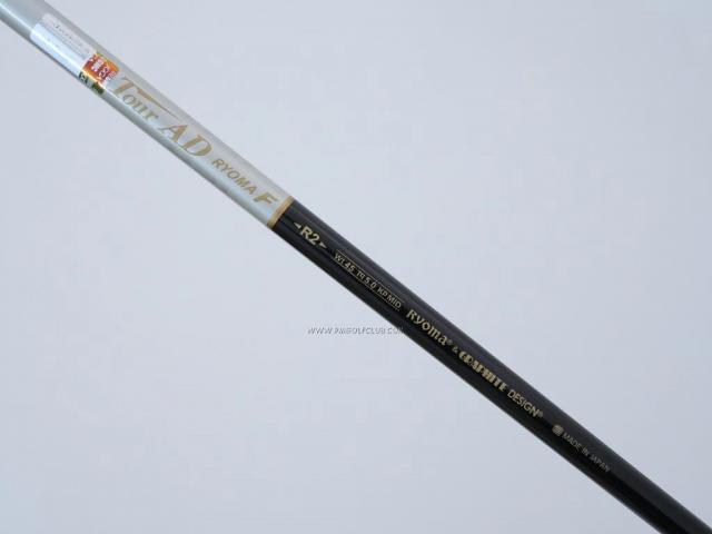 Fairway Wood : Other Brand : หัวไม้ 7 Ryoma D-1 (ไกลมากๆ ค่า COR 0.82 เกือบเท่าไดรเวอร์) Loft 21 ก้าน Tour AD Ryoma F Flex R2