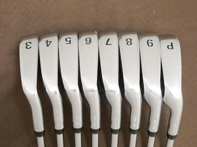 Iron set : Tourstage : ชุดเหล็ก Tourstage V300 (Forged) มีเหล็ก 3-Pw (8 ชิ้น) ก้านเหล็ก NS Pro 950 WF Flex S