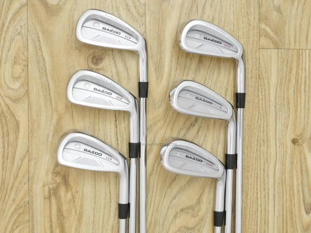 Iron set : Other Brand : ชุดเหล็ก Baldo TCS Forged (นุ่มมากๆ) มีเหล็ก 5-Pw (6 ชิ้น) ก้านเหล็ก NS Pro 950 Flex S