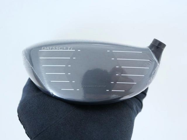 Head only : All : **ของใหม่ ยังไม่แกะพลาสติก** หัวไดรเวอร์ Works Golf HISHO (460cc.) Loft 9.5