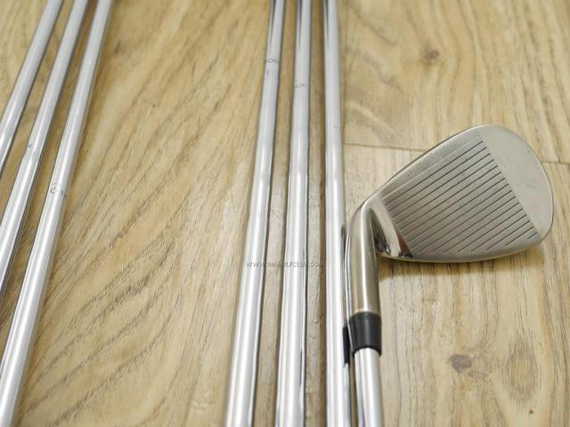 Iron set : Taylormade : ชุดเหล็ก Taylormade Burner มีเหล็ก 5-Pw,Sw (7 ชิ้น) ก้านเหล็ก Flex S