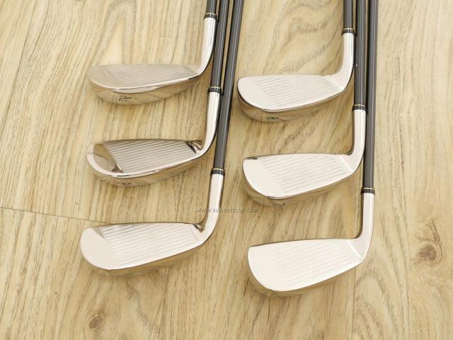 Iron set : Other Brand : ชุดเหล็ก ENA Magic Wand (รุ่นปี 2019 หน้าเด้ง เบามาก อ่อน เหมาะกับซีเนียร์) มีเหล็ก 6-Pw,Aw (6 ชิ้น) ก้านกราไฟต์ Flex SR