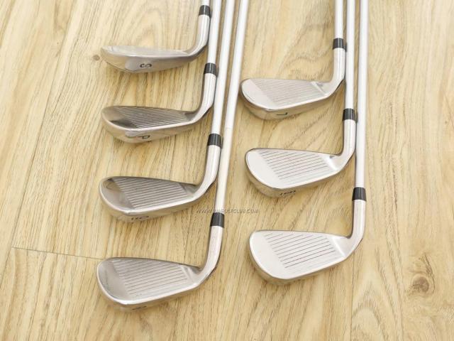 Iron set : Callaway : ชุดเหล็ก Callaway X Hot มีเหล็ก 5-Pw,Sw (7 ชิ้น) ก้านกราไฟต์ 60 Flex R