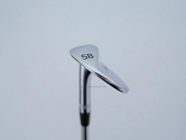 Wedge : Other : Wedge Titleist Vokey SM4 Loft 58 ก้านเหล็ก NS Pro 950 Flex S