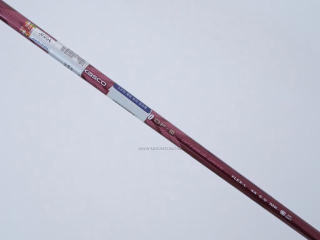 Lady club : All : ไม้กระเทย Kasco Power Tornado DF-III Loft 19 Flex L