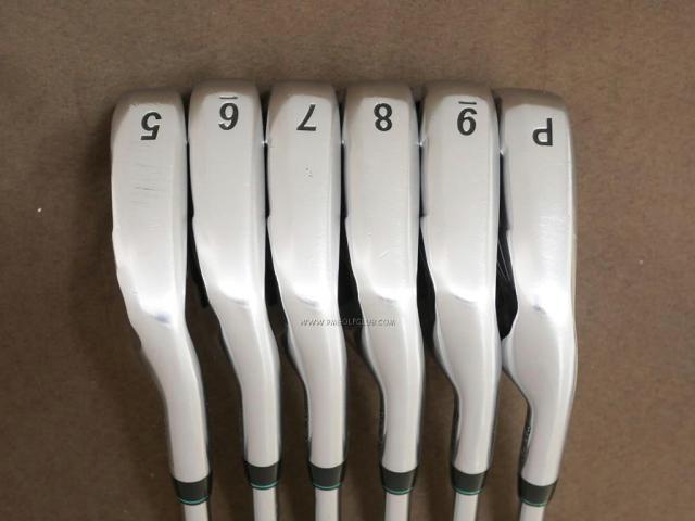 Iron set : Maruman : ชุดเหล็ก Maruman ZETA Type 713 (ใบใหญ่ หน้าเด้ง ตีไกลมาก) มีเหล็ก 5-Pw (6 ชิ้น) ก้านเหล็ก NS Pro 950 Flex R