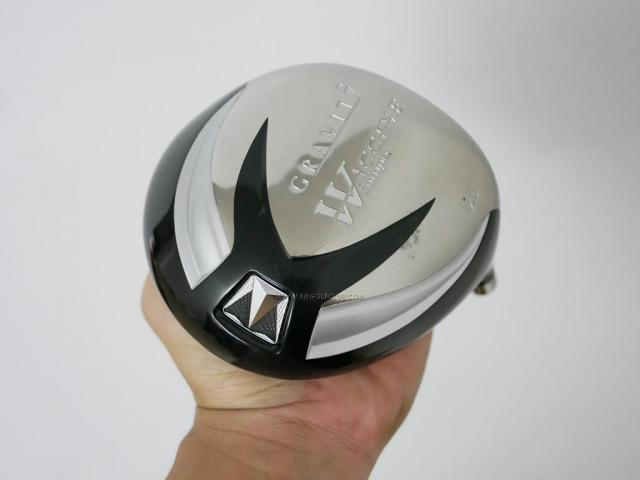Head only : All : เฉพาะหัว Gravity Waccine Compo (ไดรเวอร์ Hi-end ตัวใหม่ 455cc.) Loft 9.5
