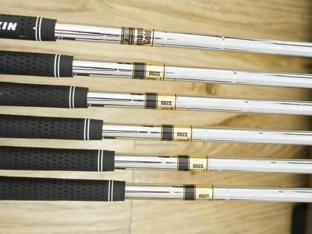 Iron set : Miura : ชุดเหล็ก Miura PP-9001 Passing Point (Forged) มีเหล็ก 5-Pw (6 ชิ้น) ก้านเหล็ก Dynamic Gold S200